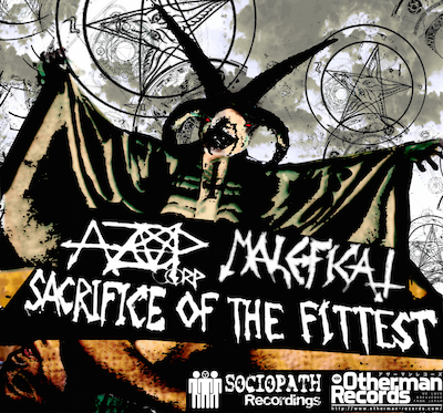SACRIFICE OF THE FITTEST EP